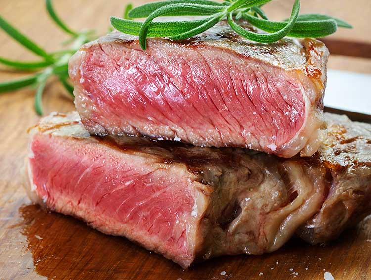 beef steak alfa