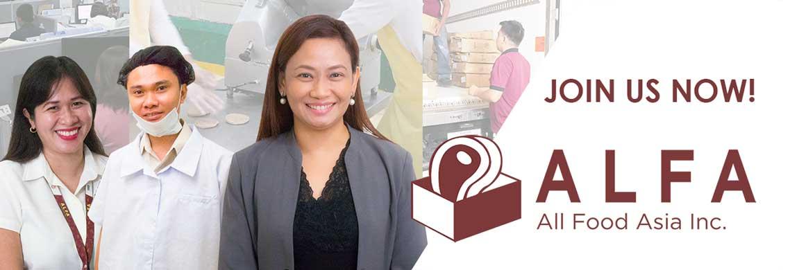 All Food Asia Inc careers